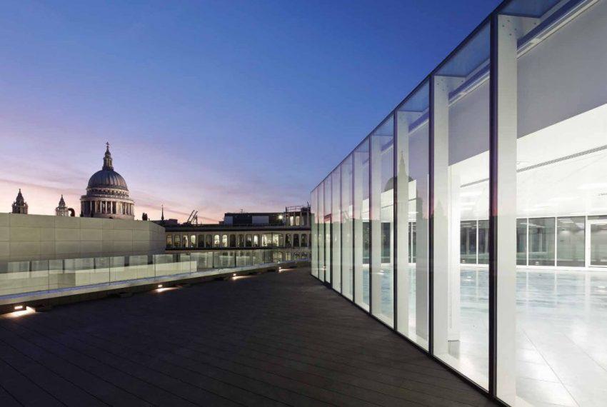 71 QVS roof terrace