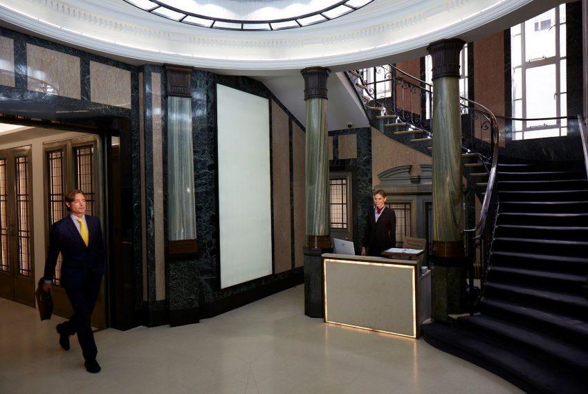 Leo - 1 King Street - Lobby