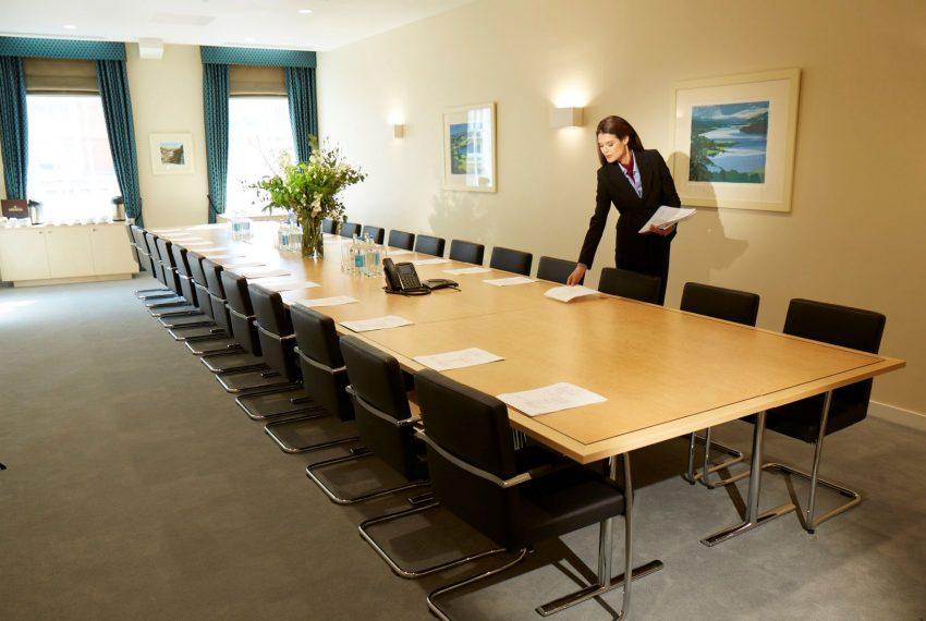 Leo - 1 King Street - Meeting Room