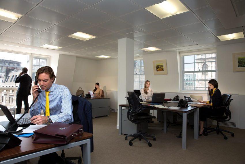 Leo - 1 King Street - Office