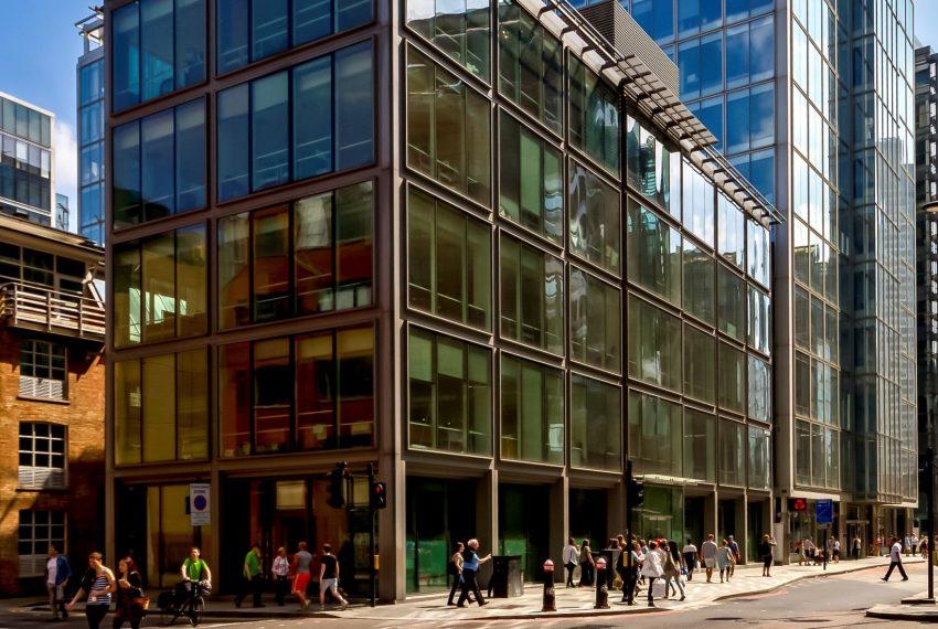 Leo - 288 Bishopsgate - Exterior