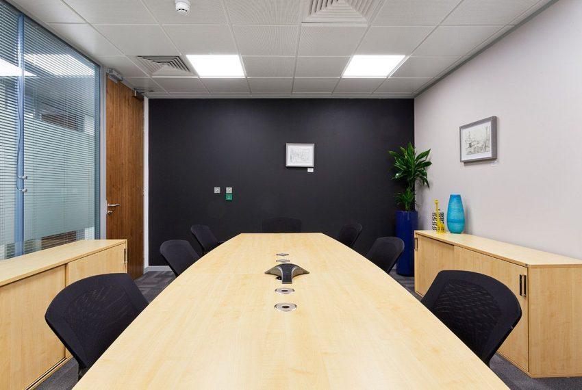 Target Space - 1 Aldgate - Meeting Room 2
