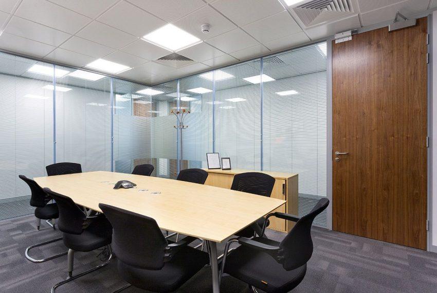 Target Space - 1 Aldgate - Meeting Room 3