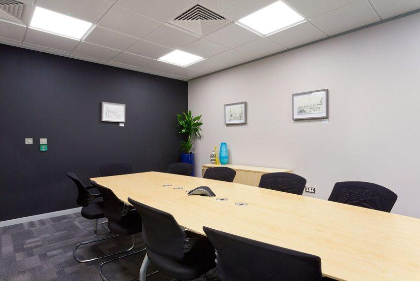 Target Space - 1 Aldgate - Meeting Room