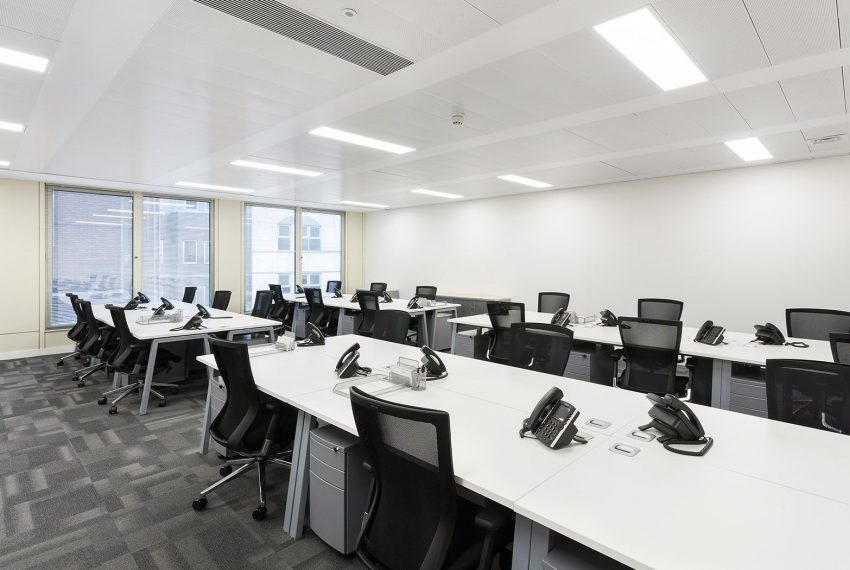 Target Space - 1 Aldgate - Office 2